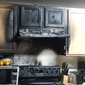 Get Kitchen Fire Damage Repair Help Within 45 Minutes!