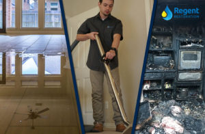 Regent Restoration provides water and fire damage restoration services in McKinney, Texas